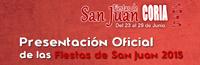 Acto de Presentaci�n de las Fiestas de San Juan 2015