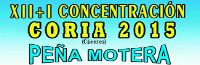 XII+I CONCENTRACI�N DE LA PE�A MOTERA ESPERANDO