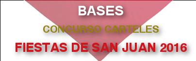 Concurso carteles San Juan 2016
