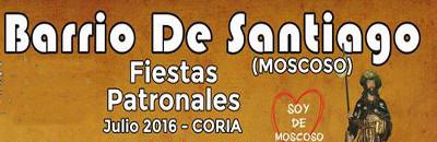 FIESTAS DEL BARRIO DE SANTIAGO 2016