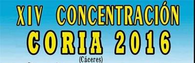 XIV CONCENTRACI�N MOTERA CORIA 2016