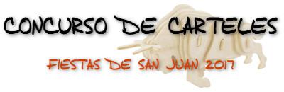 Concurso de Carteles de las Fiestas de San Juan 2017