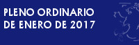 PLENO ORDINARIO DE ENERO DE 2017