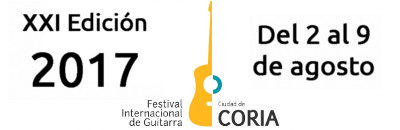 XXI Festival Internacional de Guitarra - Ciudad de Coria