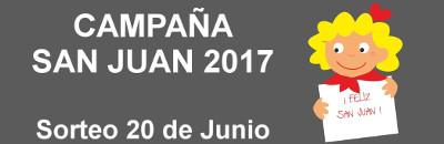 Campaña San Juan 2017 - Comercio de Coria