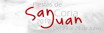 Fiestas de San Juan 2017 - Del 23 al 29 de junio de 2017