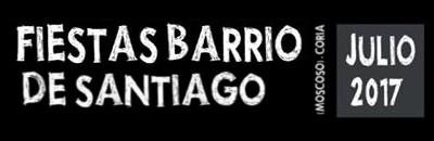 Fiestas del Barrio de Santiago - Moscoso 2017