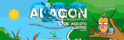 X Descenso del río Alagón - 6 de agosto de 2017