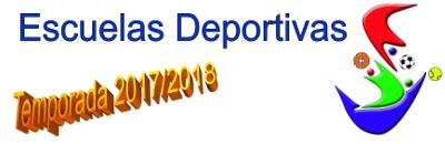 Escuelas Deportivas 2017/2018