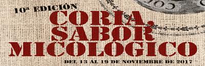 X Edición de Coria Sabor Micológico