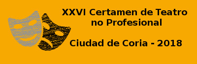 XXVI Certamen de Teatro No Profesional