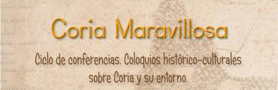 Coria Maravillosa 2018