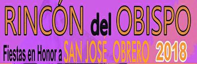 Fiestas de San José Obrero 2018 - Rincón del Obispo