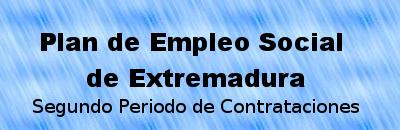Plan de Empleo Social de la Comunidad de Extremadura