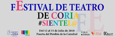 Festival de Teatro de Coria 2018