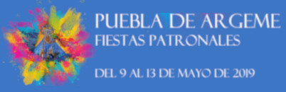 Fiestas de Puebla de Argeme 2019