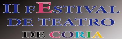 II Festival de Teatro de Coria - Julio 2019