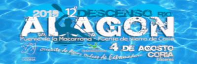 Descenso del río Alagón - 4 de agosto de 2019