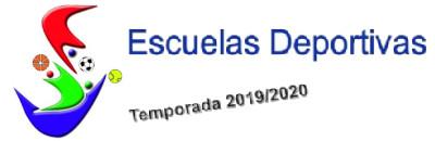 Escuelas Deportivas 2019-2020