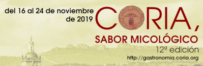 Semana Gastronómica Coria Sabor Micológico 2019