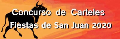 Concurso de Carteles Fiestas de San Juan 2020