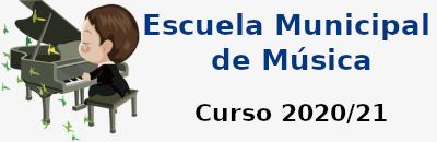 Escuela Municipal de Música 2020/21