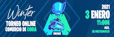 Torneo Online Comercio de Coria de Fortnite