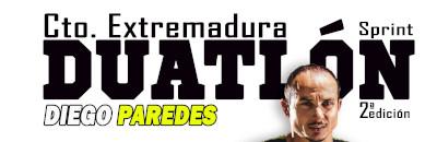 Campeonato de Extremadura de Duatlón Sprint 2021